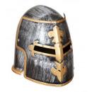Mittelalterlichen  Krieger Helm mit Visier , Hut G
