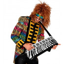wholesale Music Instruments:  inflatable  electronic  keyboard  57 cm - ...