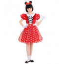 wholesale Fashion & Mode:  mouse girl   (dress, ears),  Size: (140 cm / ...
