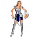 Großhandel Nachtwäsche: Ritter (Kleid mit Rüstung, Shincovers), ...