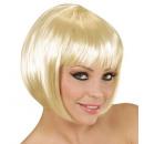 Blonde chanel Perücke  in PE-Beutel - für Frauen