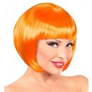 Orange chanel Perücke  in PE-Beutel - für Frauen