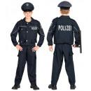 """""""polizist"""" (kurtka, spodnie, czapka), rozmiar: (12"""