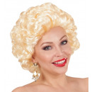 movie diva wig in box, Hat size: 0 - for women