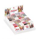 Display Box 24 Karneval-Schminkset (6 Clown, 3