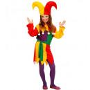 wholesale Toys:  jolly jester   (dress, belt,  hat), Size: (158 ...