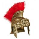 Verouderde gouden  Romeinse helm  - voor mannen
