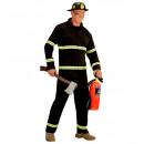 ingrosso Moda e tradizione:  Vigile del fuoco   (giacca,  pantaloni, casco), ...
