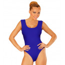 wholesale Working clothes:  blue sleeveless  body  (buttons closure), Size: (S