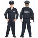 """""""policjant"""" (kurtka, spodnie, czapka), rozmiar: (1"""