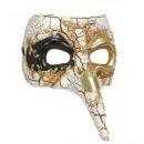 grossiste Jouets:  Deluxe long nez  masque vénitien  - pour les adult