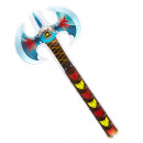 inflatable double axe 70 cm, Hat size: 0 - for