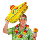 wholesale Gifts & Stationery:  inflatable  sombrero cooler  50 cm