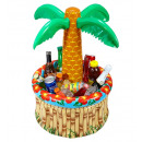 groothandel Stationery & Gifts: Opblaasbare palmboom cooler h 62cm - ø 57 cm