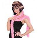 groothandel Woondecoratie: Decoratieve maraboe zacht roze - 2m - voor ...