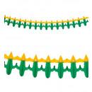 grossiste Cadeaux et papeterie: «Guirlande de cactus  3 m
