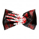 wholesale Toys:  bloody skeleton  hand bow tie  - for adults / uni