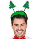 groothandel Woondecoratie: kerstboom hoofd boppers - voor volwassenen / uni