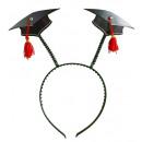 grossiste Articles de fête:  graduation tête  chapeau boppers  - pour adultes /