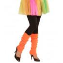 Großhandel Shirts & Tops: Paar  neon orange  legwarmers  - für Frauen