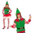 wholesale Pullover & Sweatshirts: santa's little helper elf (hoodie), Size: ...