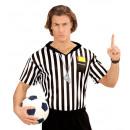 scheidsrechter T-Shirt , Maat: (M / L) - voor man