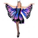 """""""motyl"""" (sukienka tutu, skrzydła, anteny), rozmiar"""