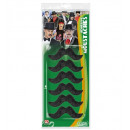 wholesale Toys: set of 6 adhesive moustaches , Hat size: 0 - for