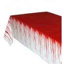 ingrosso Articoli da Regalo & Cartoleria: tovaglia sanguinosa 137x275 cm