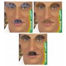 grossiste Jouets: «Professeur moustache et sourcils adhésif ...