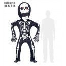 """""""szkielet"""" (kombinezon, maska oversize), rozmiar:"""
