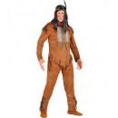 """""""native indian"""" (płaszcz, spodnie, pałąk), rozmiar"""