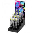 Display boîte de 12 crayons de maquillage aqua jau