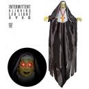 hurtownia Artykuly elektroniczne: opętana zakonnica z przerywanym migającym światłe