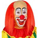 """""""nakrycie głowy klauna z rudymi włosami"""", Rozmiar"""