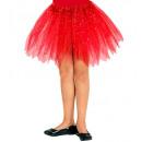 hurtownia Pozostałe: tutu czerwona musująca 30 cm - dla dziewczynki