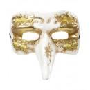 nasone maska z wystrojem - dla dorosłych / unise