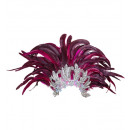 rio show feather headdress, Hat size: 0 - for wom