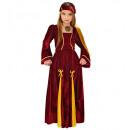 mittelalterliche  Princess  (Kleid, Kopfbedeckung