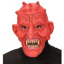 Großhandel Spielwaren: Teufelsmaske - für Männer