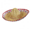 wholesale Toys: mexican sombrero 52 cm, Hat size: 60 - for adul