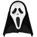 groothandel Speelgoed:  gigantisch ghost  hooded masker  - voor volwassene