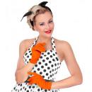 Großhandel Geschenkartikel & Papeterie:  Handschuhe   orange, Größe:  (One Size meisten ...