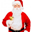 deluxe santa claus maxi beard with moustache and