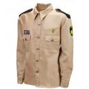 groothandel Kleding & Fashion:  Sheriff  overhemd ,  Afmeting: (XL) - ...
