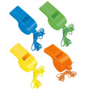 wholesale Toys: set of 4 whistles 4 colors assorted, Hat ...