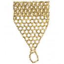 Großhandel Spielwaren:  Perlen  fingerglove  Gold - für Frauen