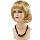 grossiste Articles de fête:  70 collier de  perles  noir - pour les femmes