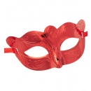 eyemasks metallici rossi - per adulti / unisex