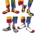 wholesale Shoes:  professional  clown shoes  with heavy duty sole -